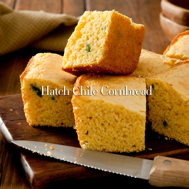 Corn Bread with Jalapeno Peppers