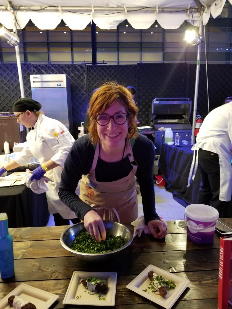 Dish 5 - Chef